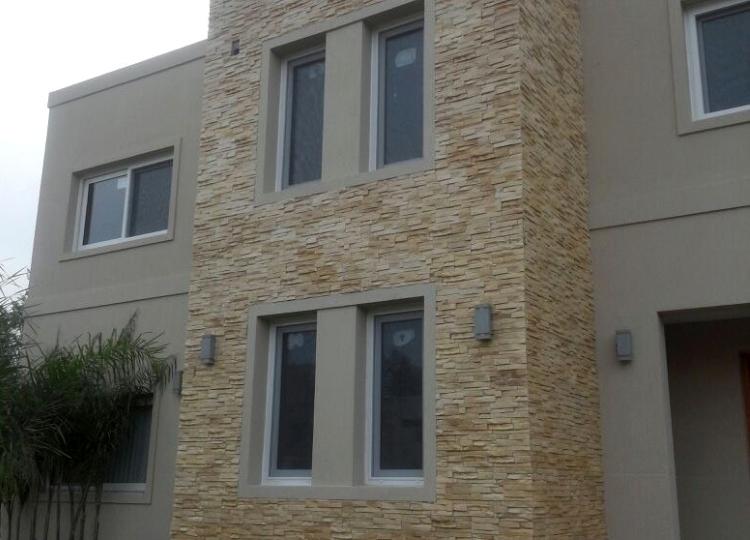 Las mejores piedras para la fachada de casa pirkastone - Piedra artificial para fachadas ...